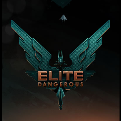 Elite Dangerous Black logo