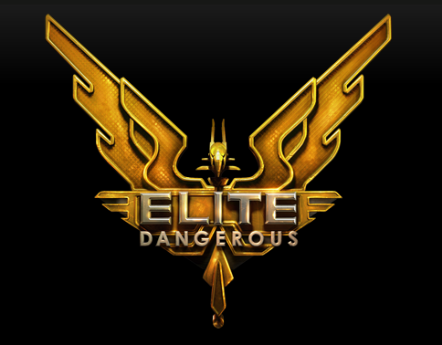 Elite Dangerous gold logo